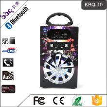 Neues Produkt 2017 Super Bass Karaoke-Lautsprecher Bluetooth