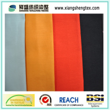 Silk and Cotton Both-Side Twill Fabric