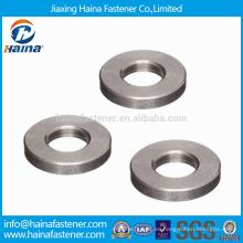 Stock ANSI B18.22.1 Arandela plana de acero inoxidable / arandela plana