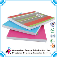 Printing types of school cheap wholesale paper notebooks