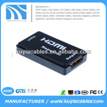 Répéteur HDMI haute vitesse Jusqu'à 40m Coupleur femelle Extendeur de câble / amplificateur de signal