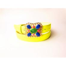 New Fashion PU Womens Belt (JBPU201413)