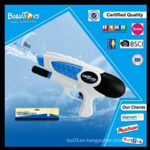 Nuevos productos calientes para 2015 niño juguetes de alta calidad pistola de agua boquilla