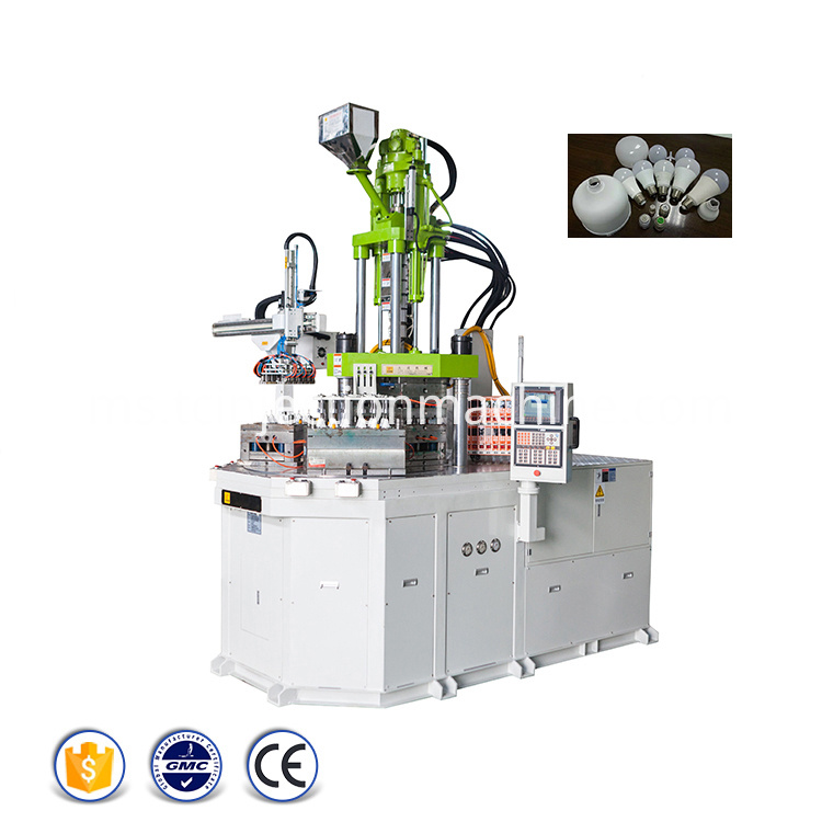 Plastic LED Cup Injection Molding Equipment