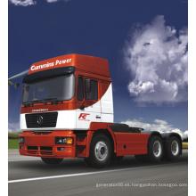 Cabezal de tractor Shacman F2000 6x4 con motor diesel
