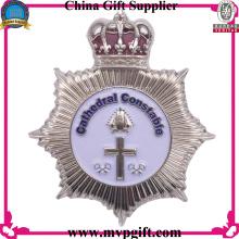 Индивидуальный штырь металла для использования значка полиции
