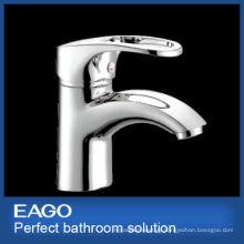 Chrome short Washbasin Faucet
