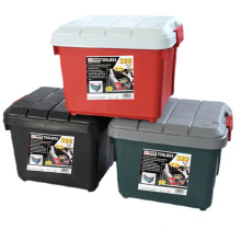 High Quality Plastic Storage Container Box for Home/Car (SLSN040)