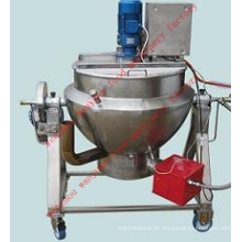 Gas Heating Cooking Pot