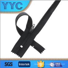 3 # Nylon Closed End Reißverschluss mit Bügeleisen und Bottom Stopper