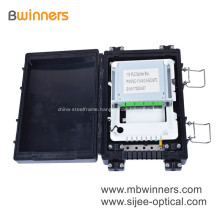 24 Cores Fiber Optic Cable Junction Box ABS Material