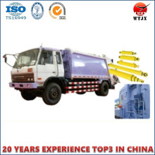 Double Acting Hydraulic Cylinder for Garbage Truck