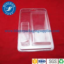 Trasparente in PVC Clamshell Blister Packaging