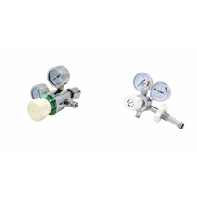 Medical oxygen high pressure regulator