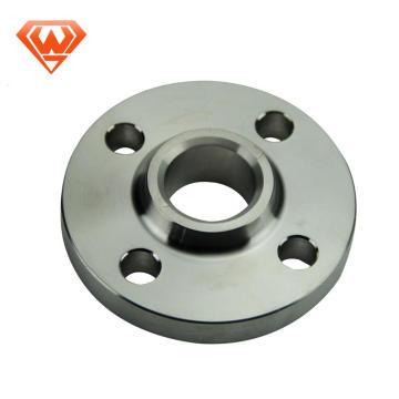 Reborde forjado ANSI del acero inoxidable del acero de carbono