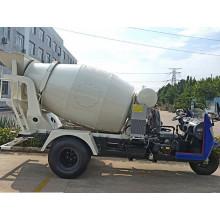 Camion malaxeur à béton largement utilisé