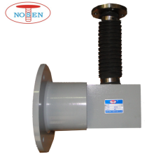 250KN Heavy duty industry screw jacks with tube