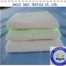 T / C 90/10 WHITE CLOTH KUNCI KAIN