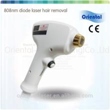 Pièce à main professionnelle de machine d'épilation de laser de diode