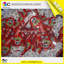 Handelsversicherungsqualitätsmagnetauto-Dekorationaufkleber und 3drefregerator Magnet