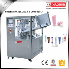 Vanilla Paste Soft Tube Filling And Sealing Machine With CE