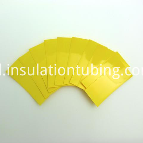 High Voltage Pvc Heat Shrink Tubing