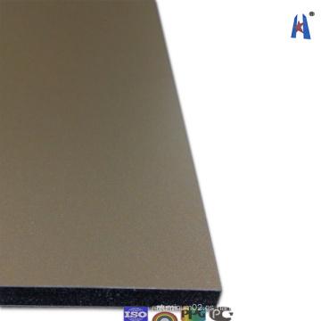 Revestimiento de pared de material compuesto de aluminio de 4 mm