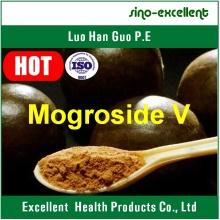 Edulcorantes naturais Luo Han Guo Extract (extrato de fruta Monk)