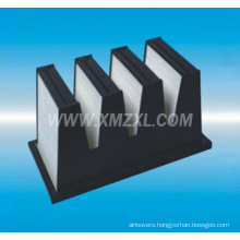 combined HEPA air filter
