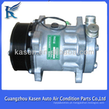 PV8 compressor de refrigeração por ar para RENAULT 21, ALFA ROMEO 164, CLAAS OE # 7850,7700756572