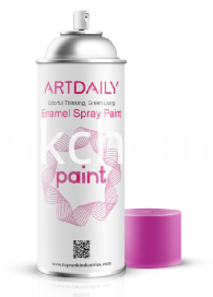 Enamel Spray paint