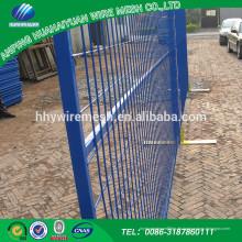 Chinesischer Lieferant Großhandel Günstigen Preis langlebige Stahl verzinkt temporäre Zaun