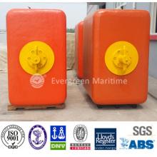 China Leading Manufacturer PU Coating Anchor Pendant Buoy Mooring Buoy Foam Filled Buoys