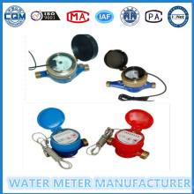 Medidor de água do modelo de leitura remota 15-25