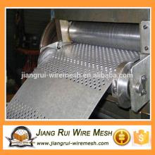 Заводская цена перфорированная металлическая сетка