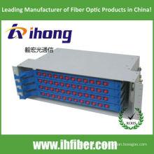 48 Core 19 polegadas montagem em rack deslizable fibra óptica ODF