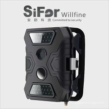 12MP suporte de detecção de movimento PIR pode enviar fotos para celular e-mail sem fio câmera de segurança de táxi