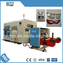 Máquina de corte por injeção manual