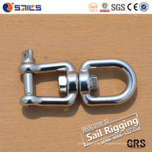 Stainless Steel 304 or 316 EU Eye and Jaw Swivel