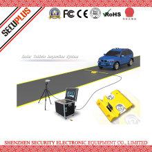 Portable Under Vehicle Bomb Detector, Under Vehicle Surveillance System