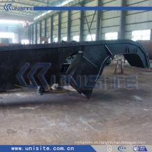 Tubos de succión de dragado de acero para TSHD (USC-3-005)