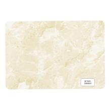 Hoja de uso mármol UV lavables de pared del PVC paneles mármol Artificial piedra azulejos interiores