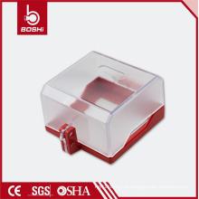2016 Fabricante Direct Wholesale segurança e segurança Cobertura de soquetes com trava BD-D63