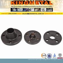 ASTM Forged Carbon Steel Weld Neck/Slip on/Blind/Plate/A105 Flange