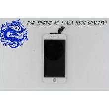 Digitizador original de la exhibición del LCD del teléfono móvil de la venta el 100% nuevo para iPhone4s
