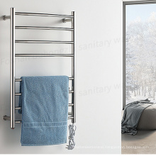 Wall Mounted Towel Warmer Stainless Steel Electric Heated Towel Dryer For Bathroom 9016