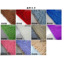 Coloful Antislip Badezimmer Chenille Mat Teppich Teppich