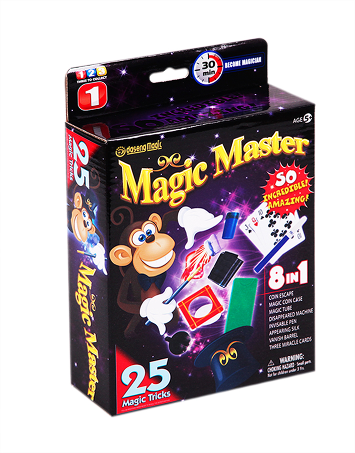 Magic Tricks Box Set