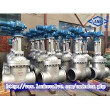 ANSI/Apiss304/Ss316 Flanged Electric Actuated Gate Valve (Z941F)