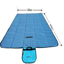 Blue Beautiful Lightweight Portable Bed Camping Picnic Mat